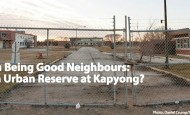 Discussion at CMU to explore the possibility of an urban reserve at Kapyong Barracks