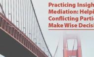 Menno Simons College hosts insight mediation workshop