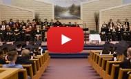 CMU 2016 Graduation Service | April 24, 2016 (video)