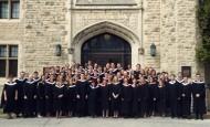 Canadian Mennonite University Celebrates Class of 2016