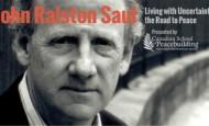 John Ralston Saul to speak at CMU's Canadian School of Peacebuilding