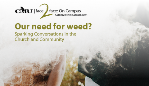 Panelists to explore the implications of legalizing marijuana at upcoming CMU discussion event