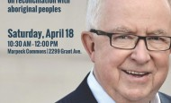 """From Truth to Reconciliation"" with Rt. Hon. Joe Clark (video)"
