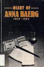 Diary of Anna Baerg
