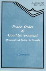 Peace, Order & Good Government