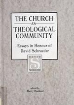 The Church as Theological Community