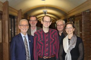 Endowment for CMU scholarship honouring Mennonite leader reaches $100,000