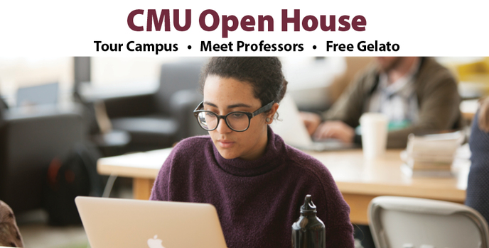 Visit the CMU campus on Tuesday, March 26