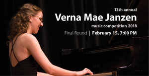 CMU students set to participate in 13th annual Verna Mae Janzen Music Competition