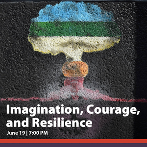 A Public Lecture by Dr. Emily Welty: Imagination, Courage, and Resilience (video)