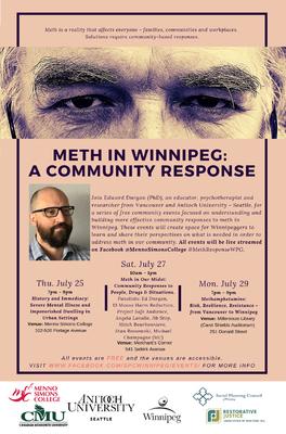 Winnipeg's meth crisis: community-based responses needed NOW