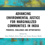 Dr. Kirit Patel of Menno Simons College (MSC), Dr. Aruna Kumar Malik (Gujarat National Law University, India) and Dr. Alan Diduck (University of Winnipeg) launched a new book, <i>Advancing Environmental Justice for Marginalized Communities in India: Progress, Challenges and Opportunities</i>, in September 2021.