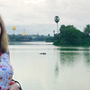 Dr. Anna Snyder in Yangon, Myanmar.