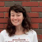Ayla Manning, 2nd year student at CMU
