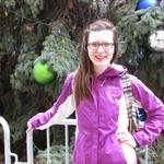 CMU psychology student Becky Longhurst