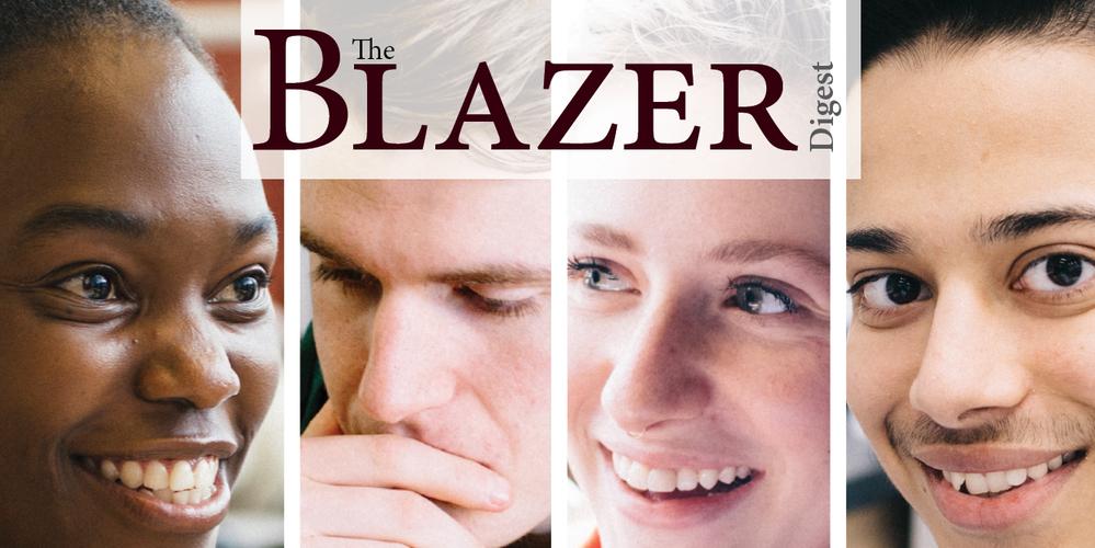 The Blazer: Fall 2020 COVID-19 DIGEST ISSUE