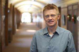Faculty: In Their Own Words – Dr. Chris Huebner