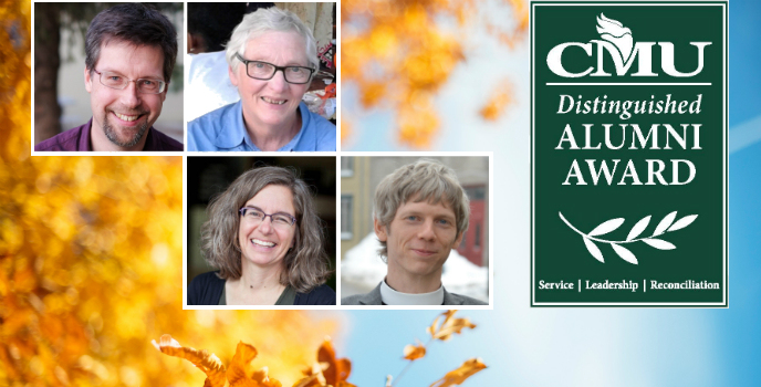 CMU recognizes distinguished alumni with 2019 awards
