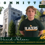 New Men's Volleyball Signing Has Versatility in Spades