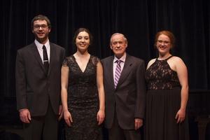 Pianist from Saskatchewan wins 2018 Verna Mae Janzen Music Competition