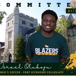 Newest Men's Soccer Signing Brings Experience And Ambition