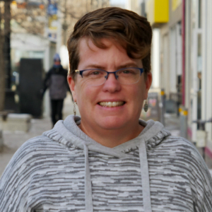 Faculty: In Their Own Words - Dr. Jodi Dueck-Read