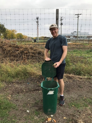 CMU launches new composting project