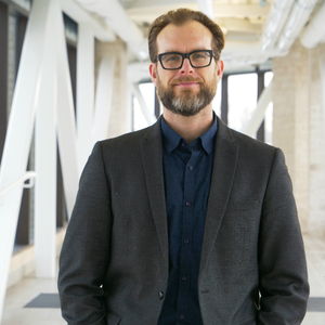 Faculty: In Their Own Words - Justin Neufeld
