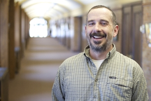 Faculty: In Their Own Words – Kenton Lobe
