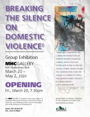 Breaking the Silence on Domestic Violence2
