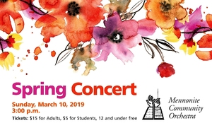 CMU, community orchestra celebrate spring with special concert