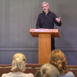 Meet Our Fall 2019 Pastor in Residence