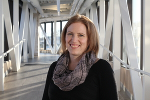 Faculty: In Their Own Words – Michelle Yaciuk