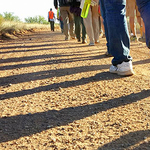 The Migrant Trail in the U.S.-Mexico borderlands. Photo by Saulo Padillo.