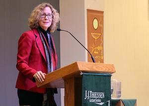 2019 J.J. Thiessen Lectures with Dr. Nancy Elizabeth Bedford (videos)