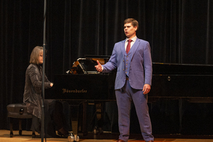 Baritone Nathan Dyck winner of 15th annual Verna Mae Janzen Music Competition