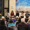 CMU hosted a conversation featuring seven immigrants to Canada as part of its Face2Face conversation event titled,