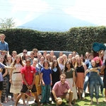 The 2019-20 Outtatown cohort in San Pedro, Guatemala (April 2020)