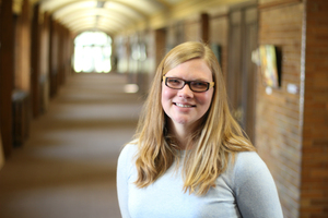 Faculty: In Their Own Words – Dr. Rachel Krause