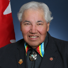 Senator Murray Sinclair