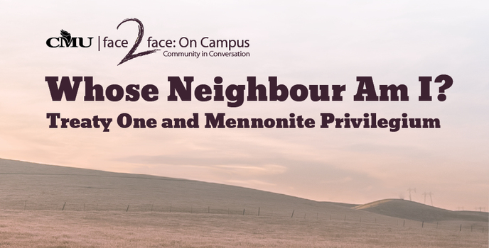 Explore intertwined Indigenous & Mennonite stories