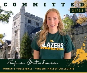 Women's Volleyball Looks to Go Deep with Addition of Ertulova