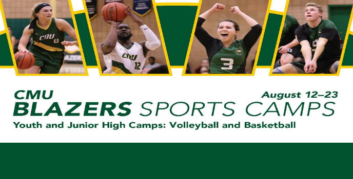 Register online now for August sports camps