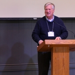 Dr. Thomas Long was a keynote presenter at CMU's fifth annual ReNew conference for ministry for pastors and people working in spiritual care