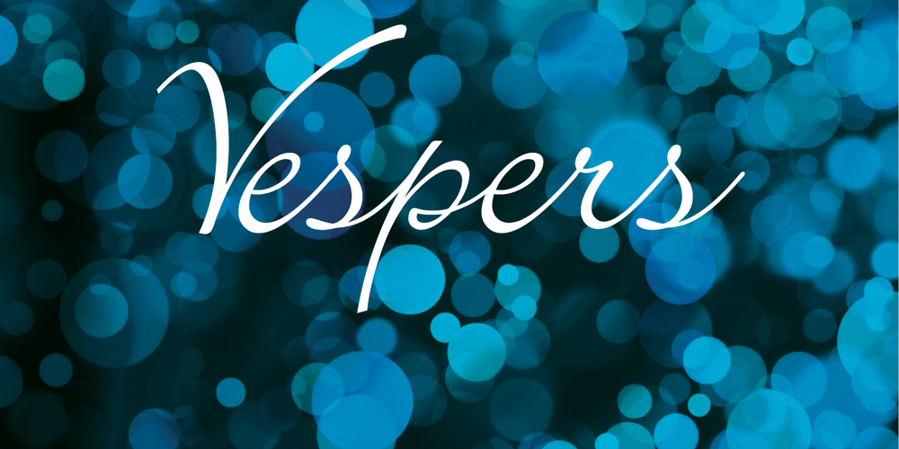 CMU Vespers | a monthly worship service
