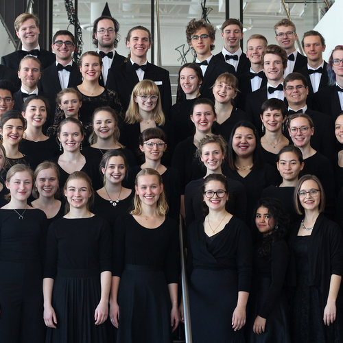 The 2019-20 CMU Singers