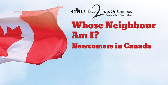 Whose Neighbour Am I? Newcomers in Canada