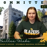 One For The Future; Women's Soccer Welcomes First Recruit For 2022-23