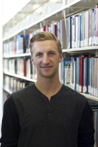 Daniel Rempel, student with CMU's Graduate School of Theology and Ministry