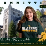 Women's Soccer Gets Boost With The Addition of Barnett
